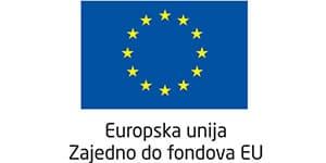 Zastava Europske Unije - Zajedno do fondova